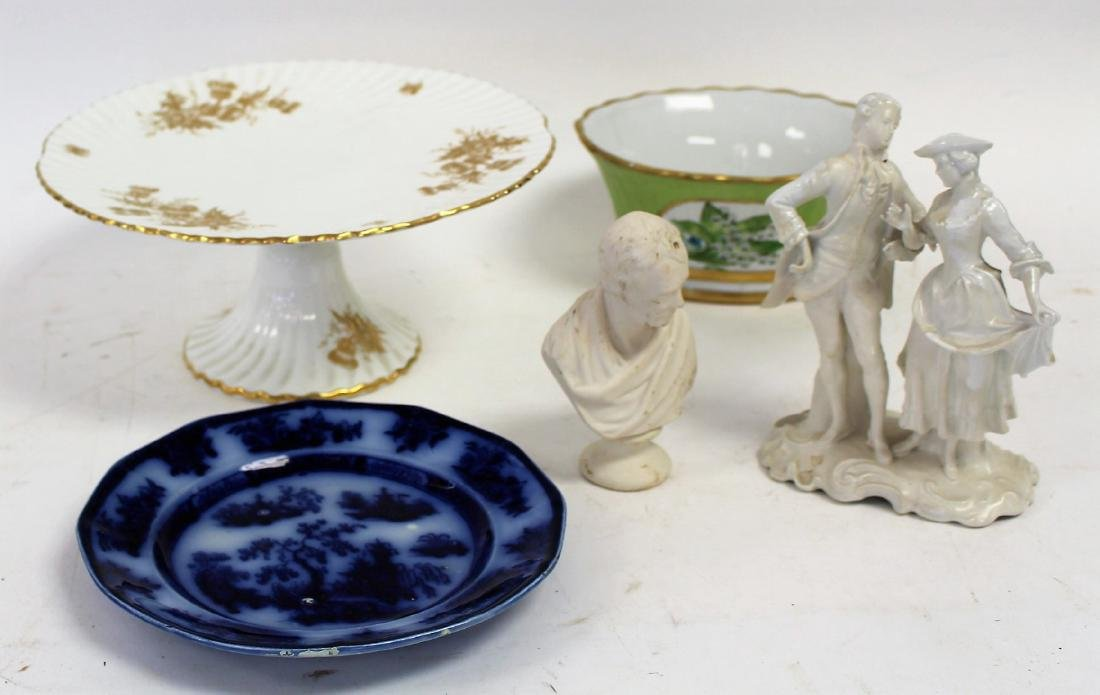 Lot of Miscellaneous Porcelain Items(5)