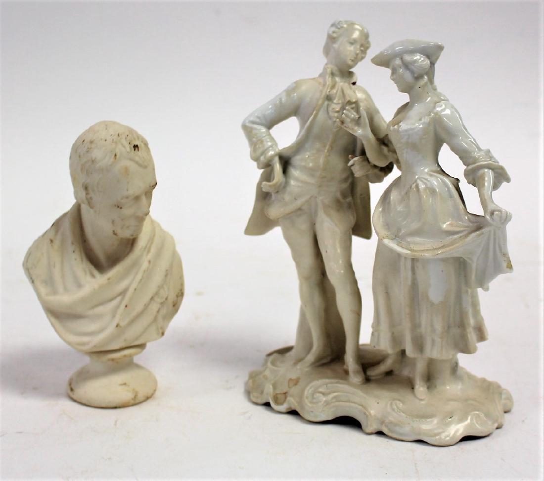 Lot of Miscellaneous Porcelain Items(5) - 5