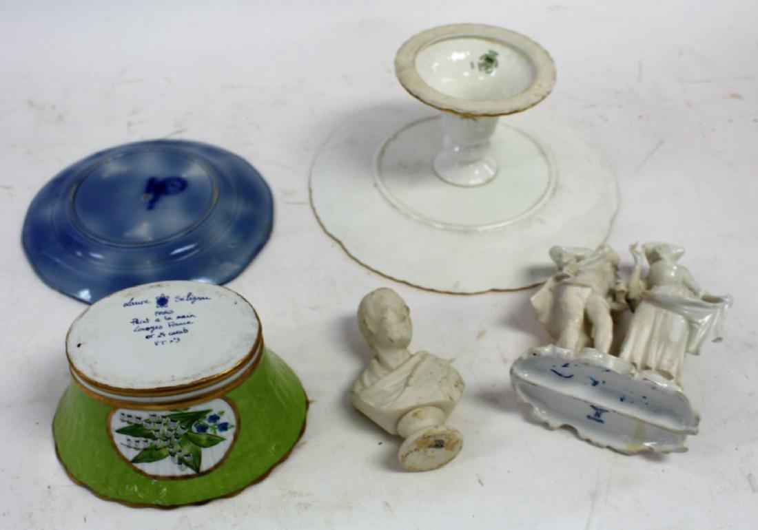 Lot of Miscellaneous Porcelain Items(5) - 6