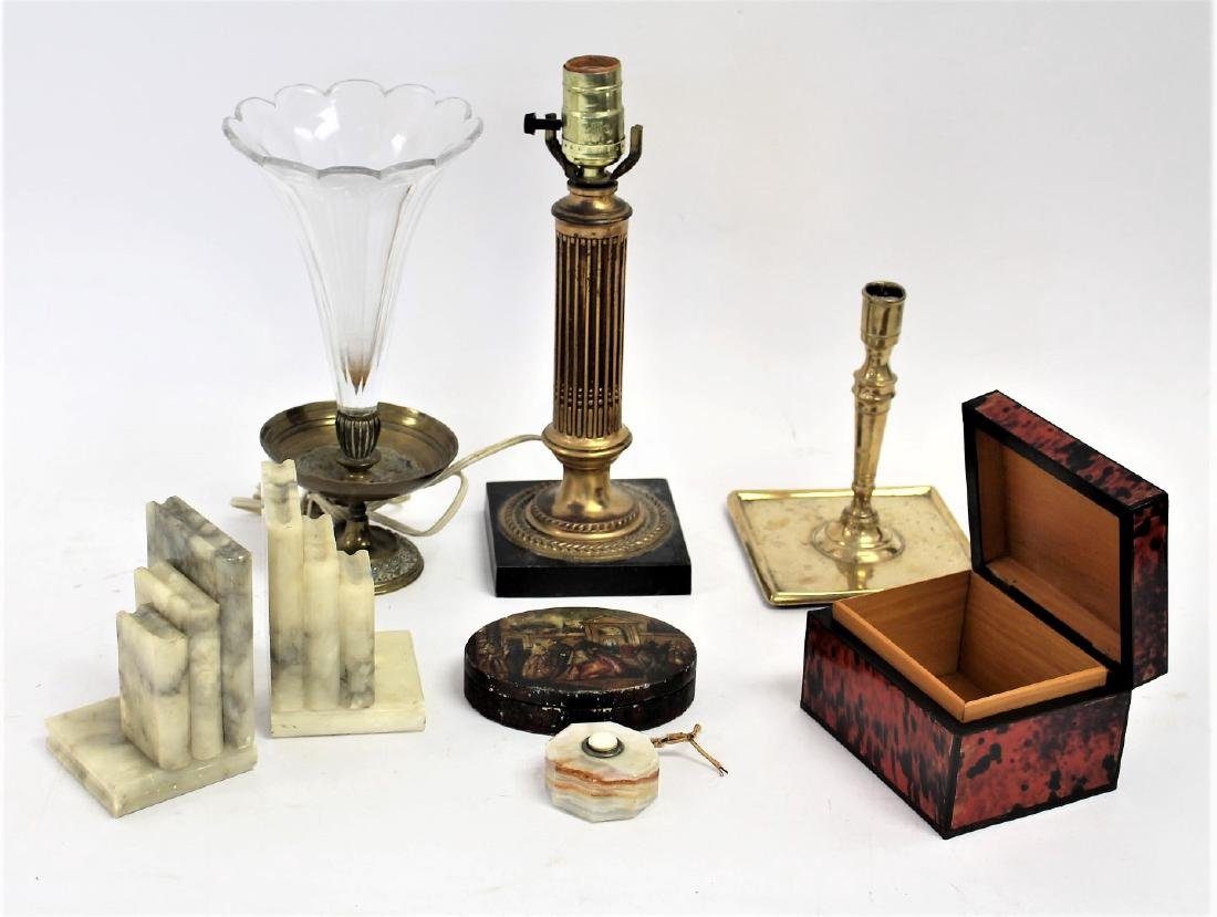 Lot of Miscellaneous Estate Items(7)