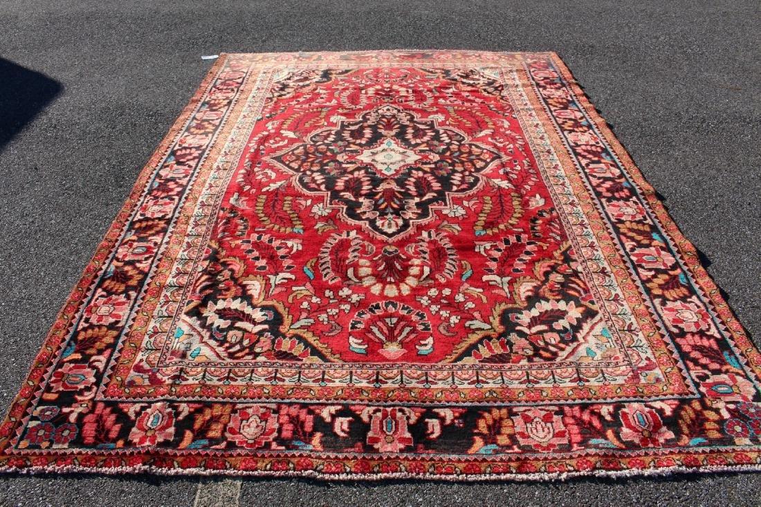Semi Antique Persian 7.8 x 10.7