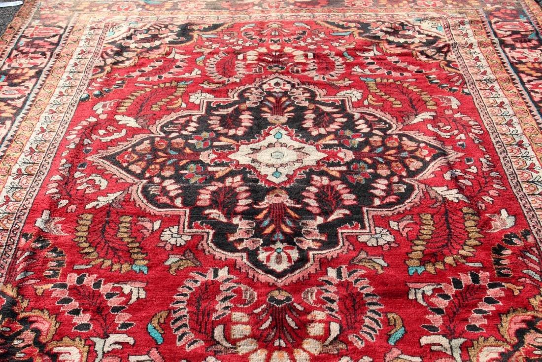 Semi Antique Persian 7.8 x 10.7 - 2