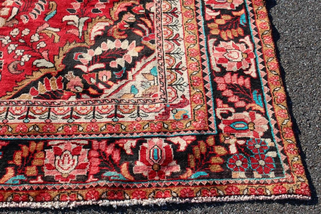 Semi Antique Persian 7.8 x 10.7 - 3