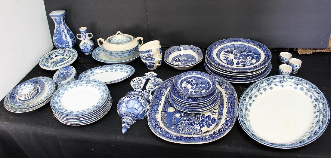 Lot of Miscellaneous China(49)