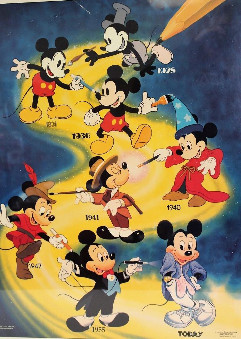 Walt Disney Poster - 2