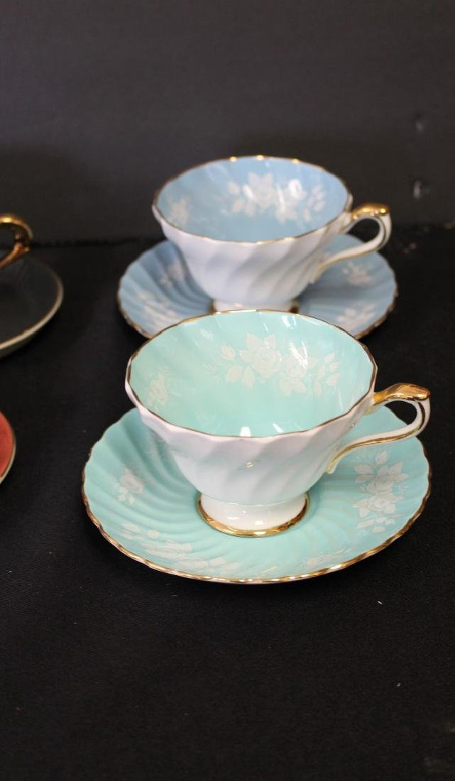 Lot of Miscellaneous Cups and Saucers(8) - 3