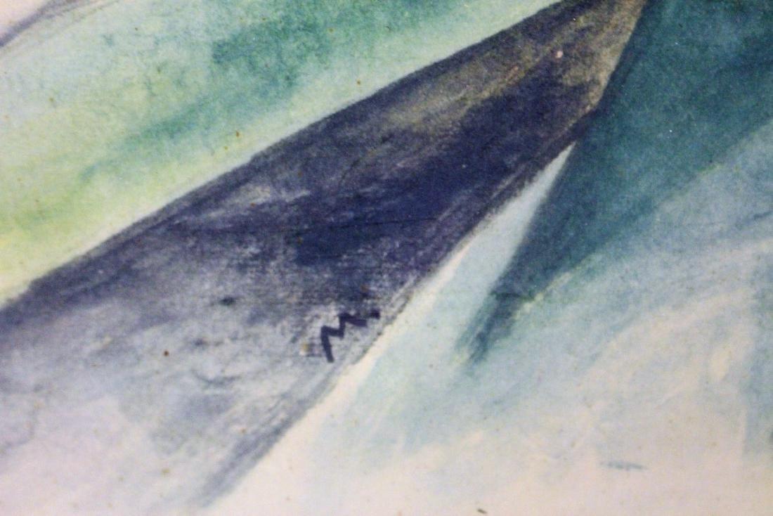 Franz Marc Print - Gazelle - 2