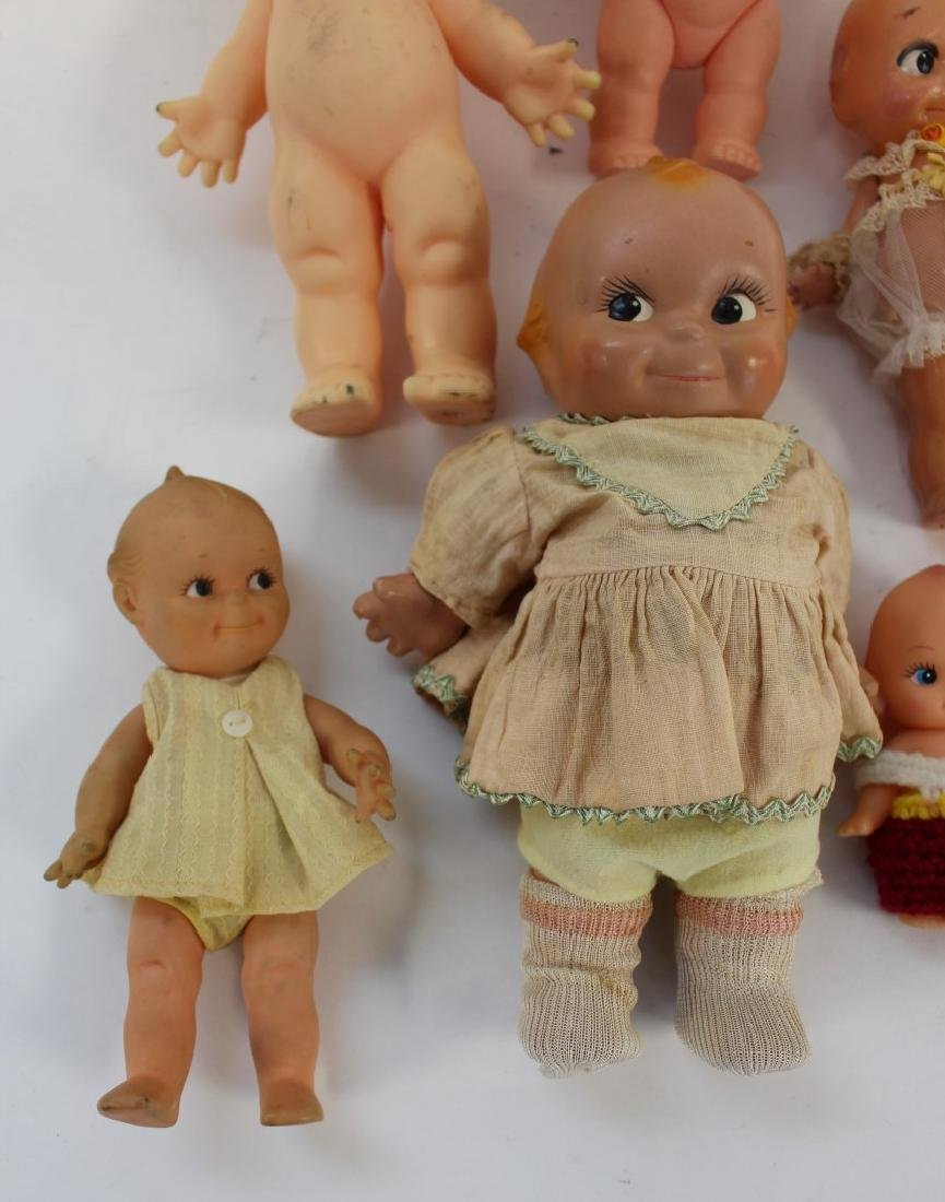 Lot of Miscellaneous Kewpie Dolls(7) - 2