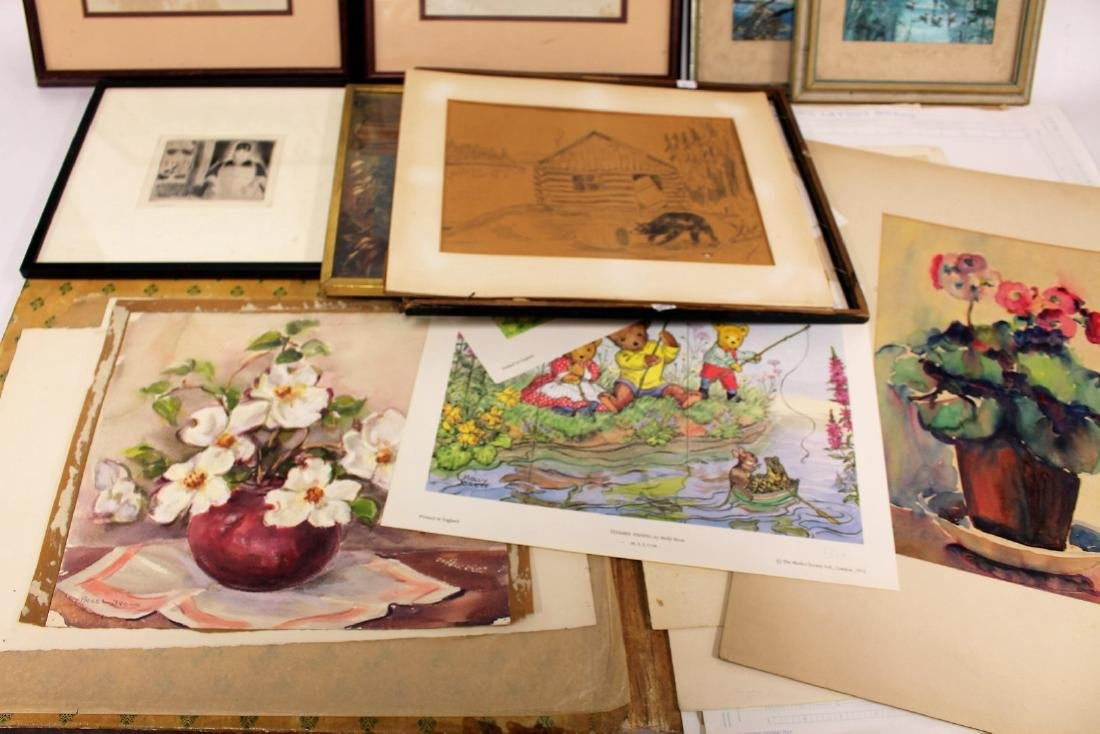 Lot of Miscellaneous Works of Art - 2