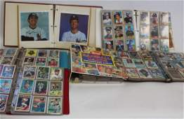 Lot of Miscellaneous Vintage Baseball Cards