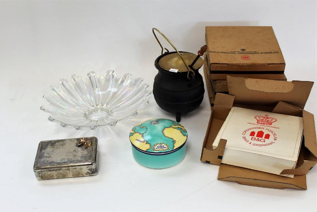 Lot of Miscellaneous Estate Items