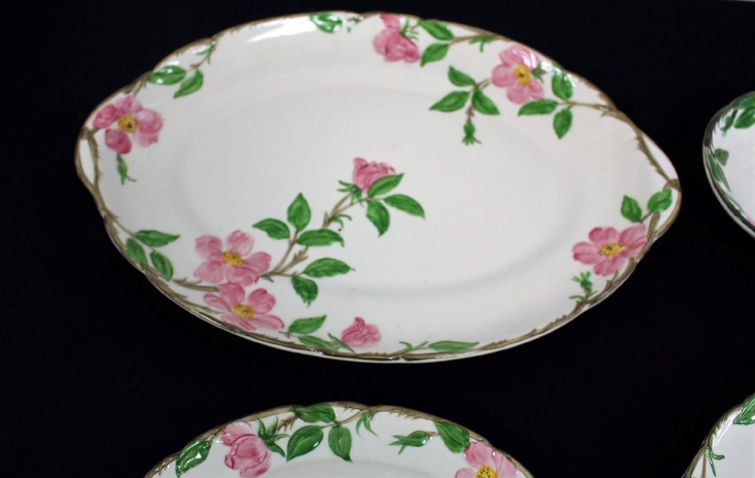 Four(4) Franciscan Porcelain Platters - 2
