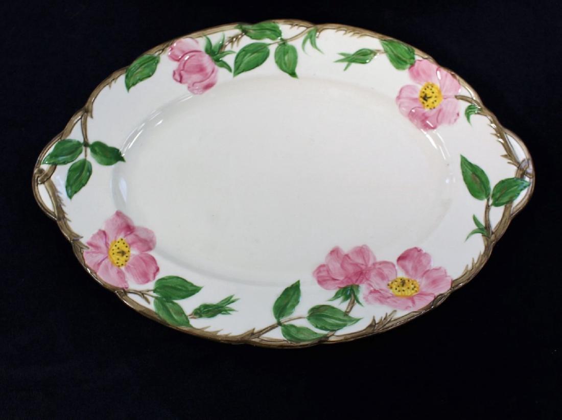 Four(4) Franciscan Porcelain Platters - 3