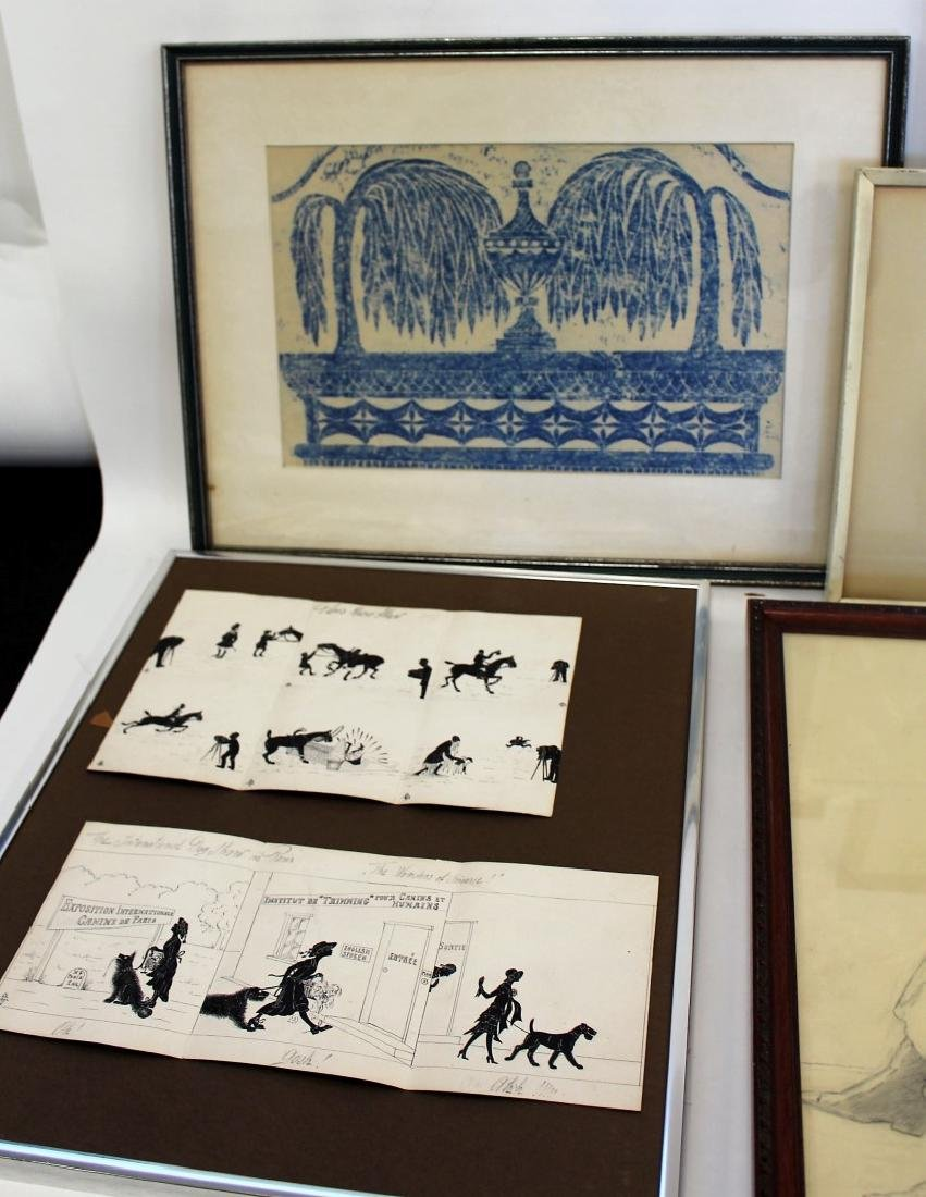 Lot of Miscellaneous Works of Art(6) - 2