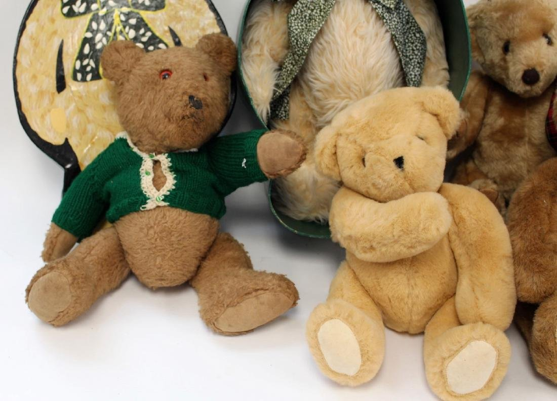 Lot of Miscellaneous Vintage Teddy Bears(6) - 2