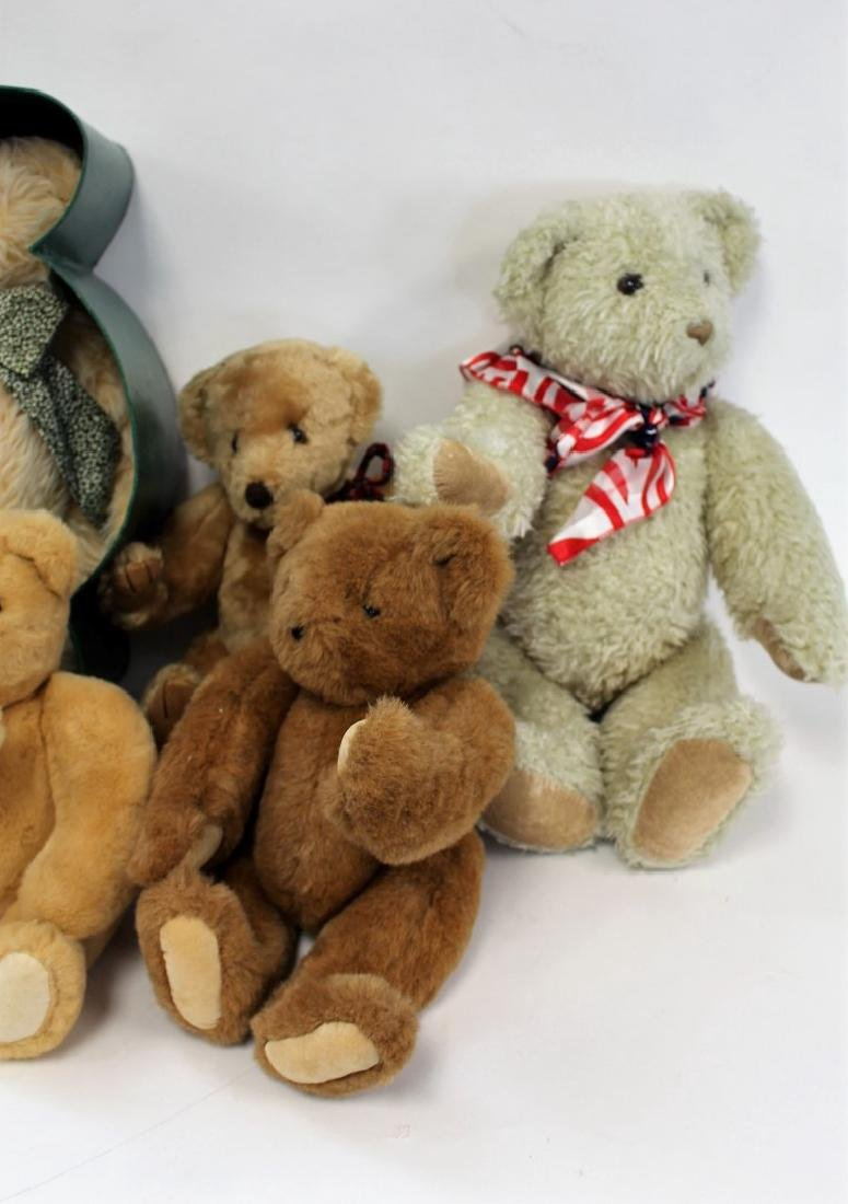 Lot of Miscellaneous Vintage Teddy Bears(6) - 3