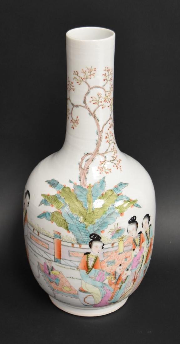 Chinese Porcelain Vase,  Republic Period - 3