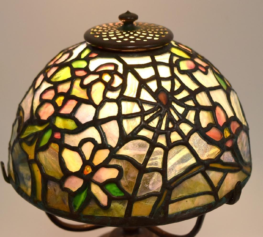 American Leaded Miniature Cobweb Lamp - 2