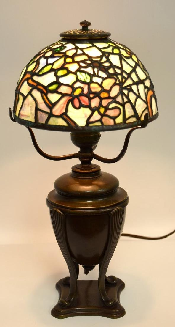 American Leaded Miniature Cobweb Lamp - 3