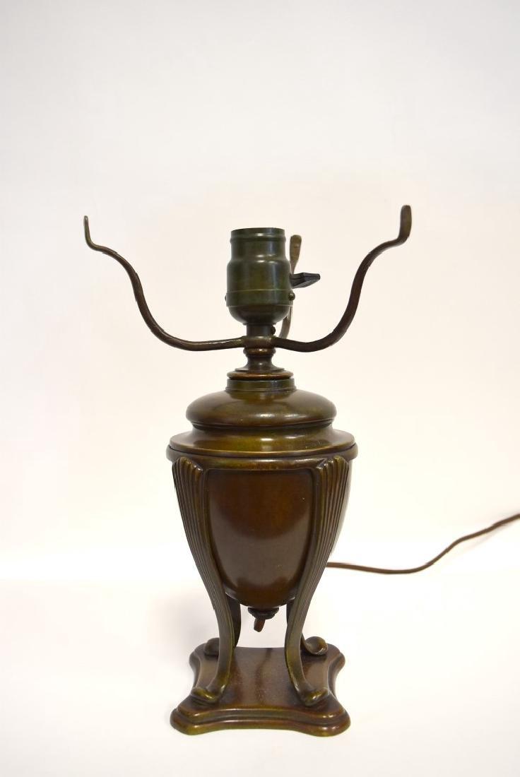 American Leaded Miniature Cobweb Lamp - 4