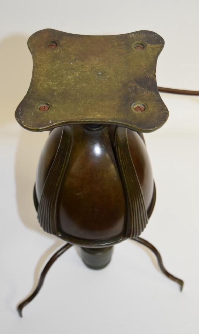 American Leaded Miniature Cobweb Lamp - 5