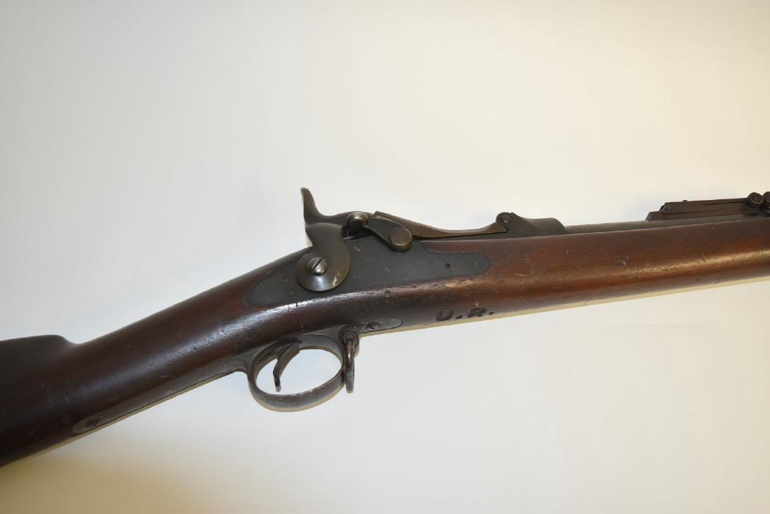 Springfield SWP 1893 Trapdoor Rifle - 3