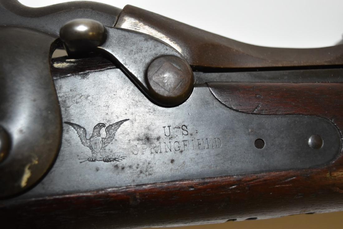 Springfield SWP 1893 Trapdoor Rifle - 4