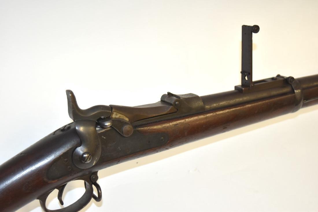 Springfield SWP 1893 Trapdoor Rifle - 7