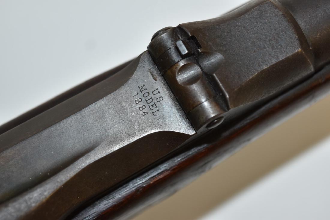 Springfield SWP 1893 Trapdoor Rifle - 8