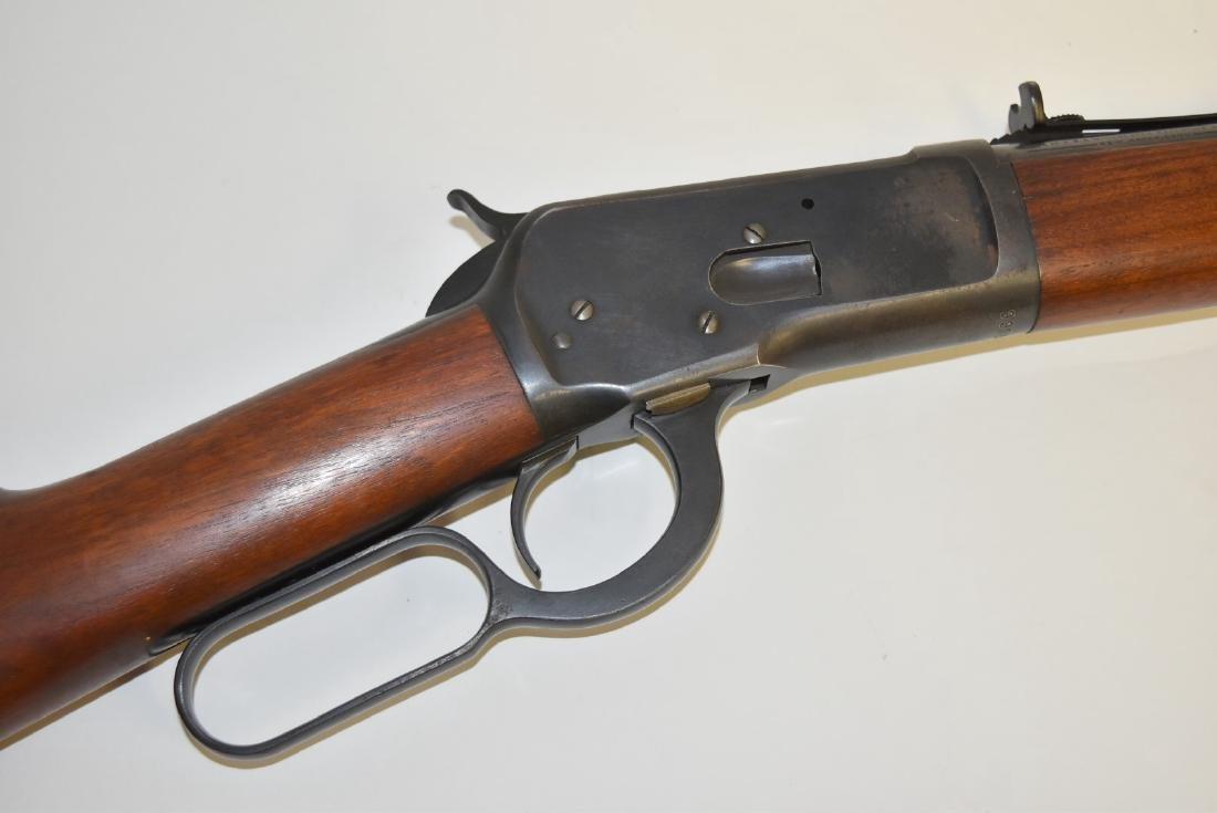 Winchester 1928 Model 92 Rifle - 3