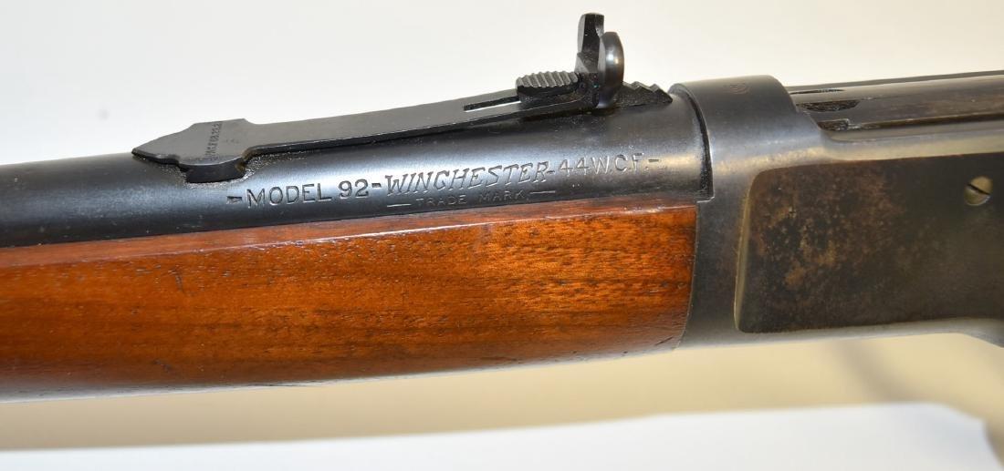 Winchester 1928 Model 92 Rifle - 6