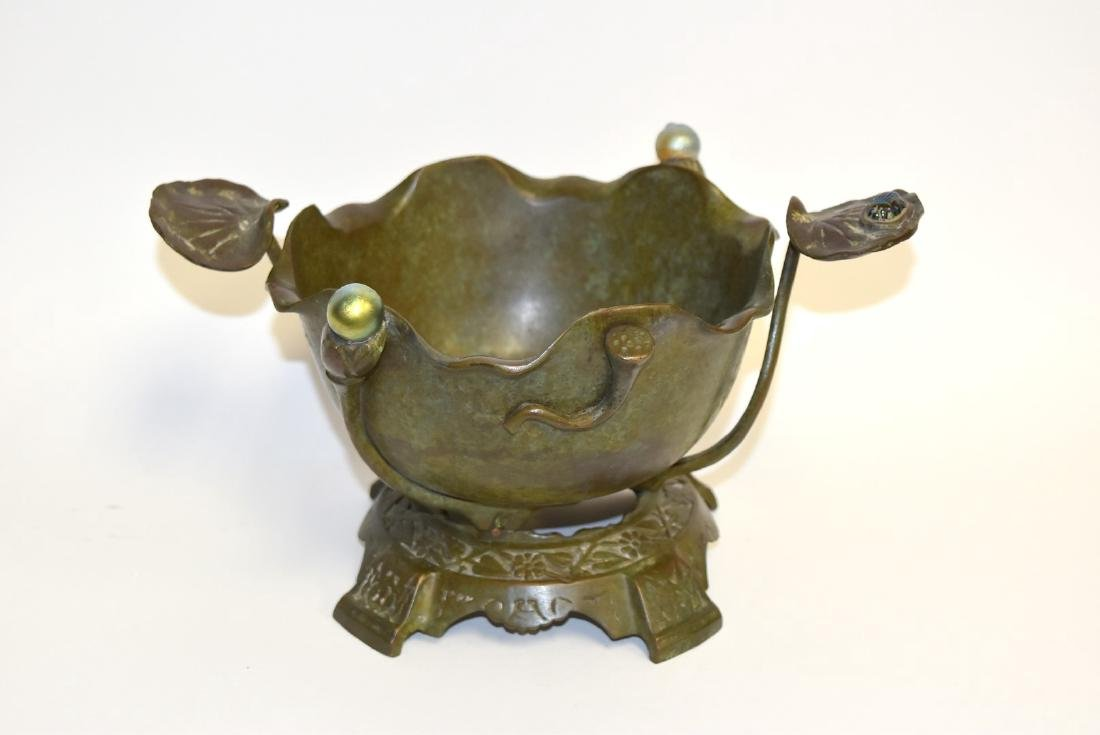 Tiffany & Co.(after); Bronze Bowl