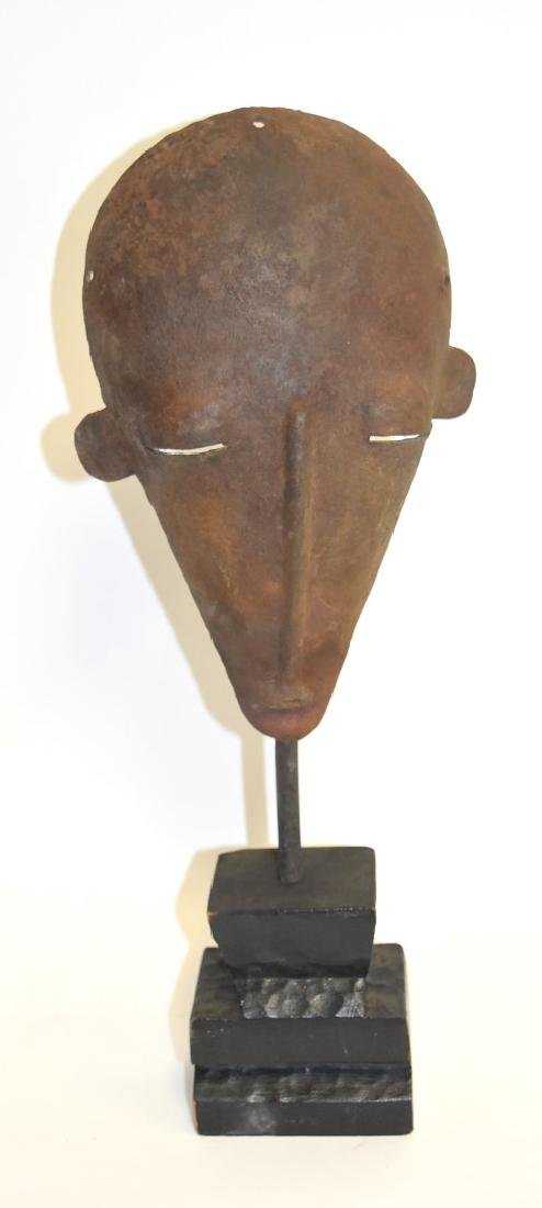 Early African Iron Mask