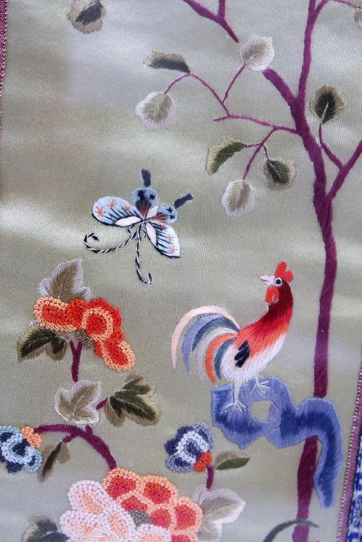Framed Chinese Embroidery - 2