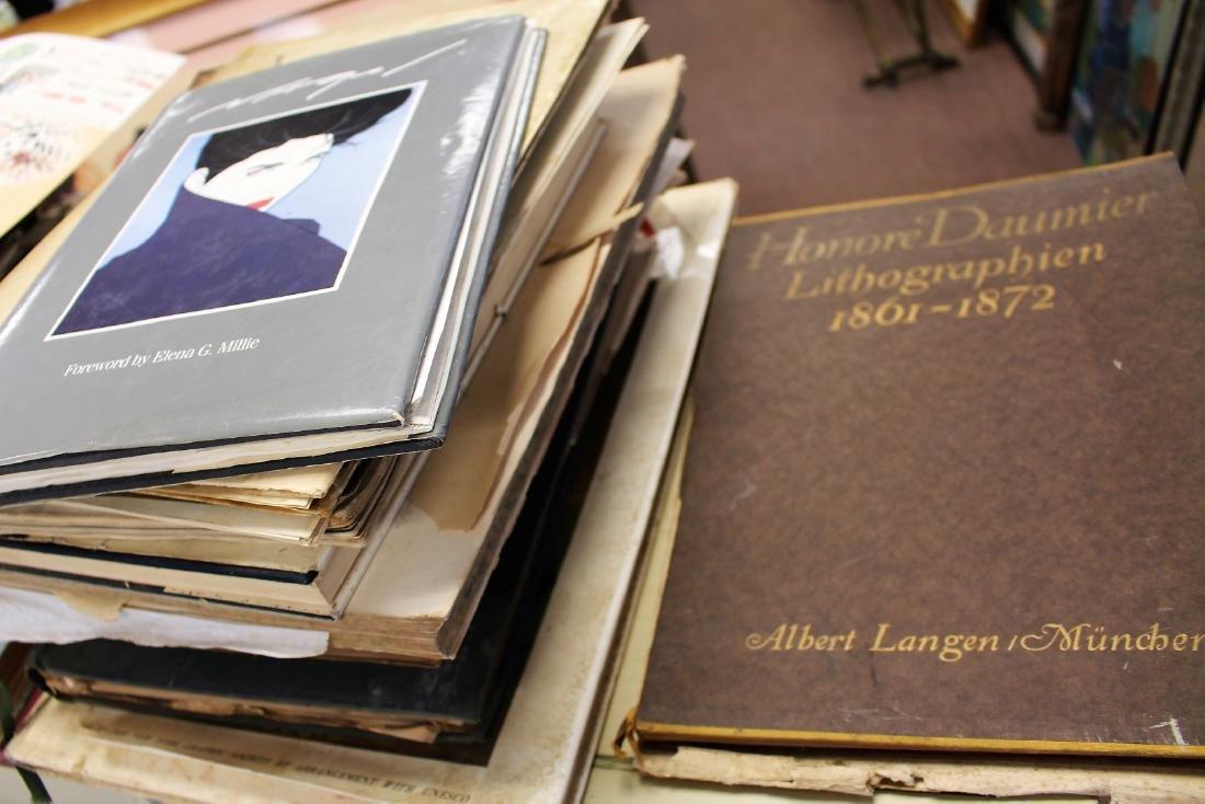 Lot of Miscellaneous Estate Books and Ephemera - 2