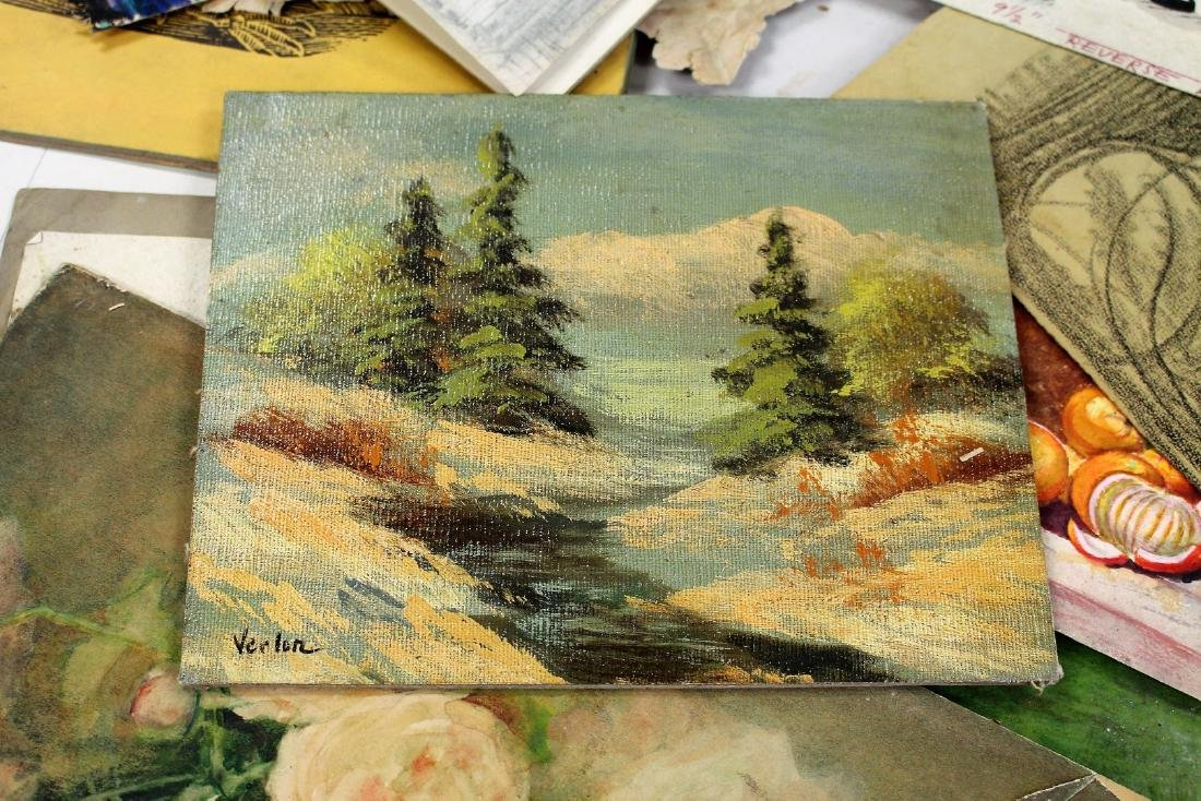 Lot of Miscellaneous Works of Art(30+) - 2
