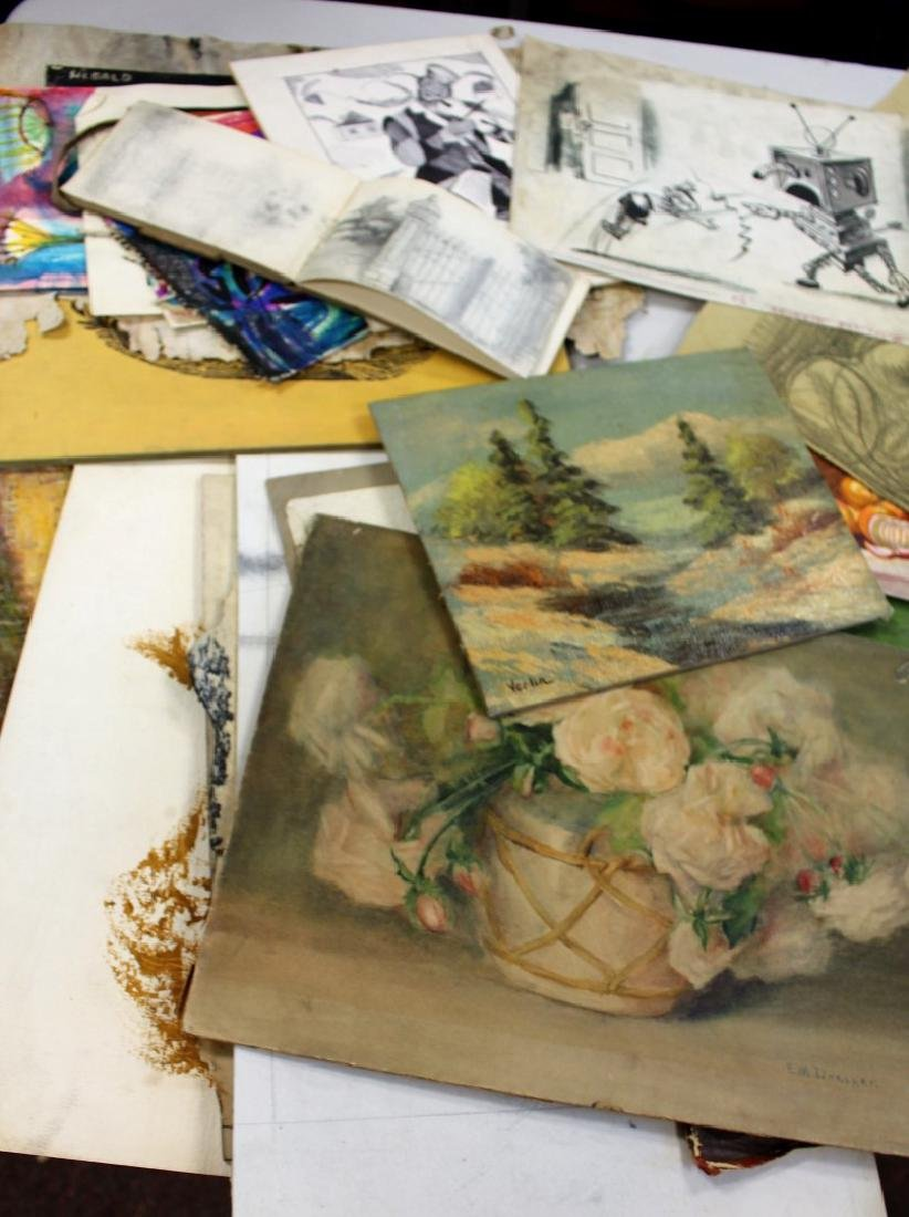 Lot of Miscellaneous Works of Art(30+) - 3