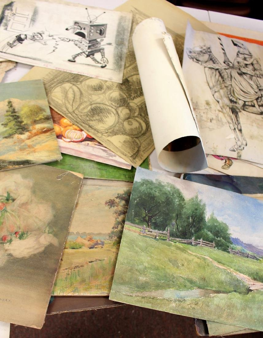 Lot of Miscellaneous Works of Art(30+) - 4