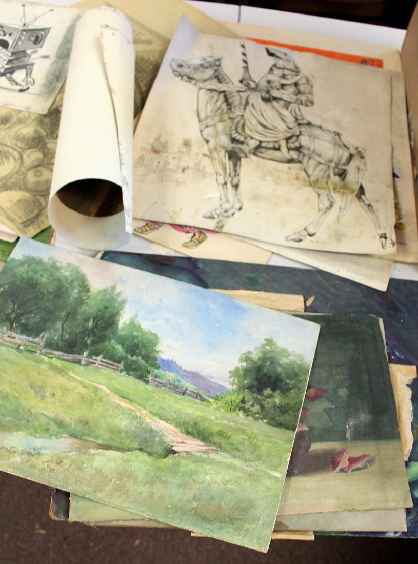 Lot of Miscellaneous Works of Art(30+) - 5