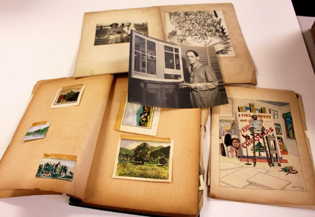 Aldo Ricci; Artist's Porfolio