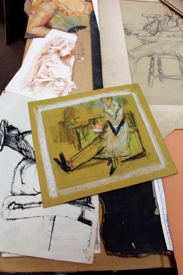 Portfolio of Miscellaneous Works of Art - 2