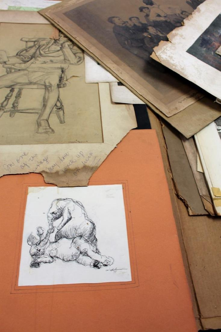 Portfolio of Miscellaneous Works of Art - 3