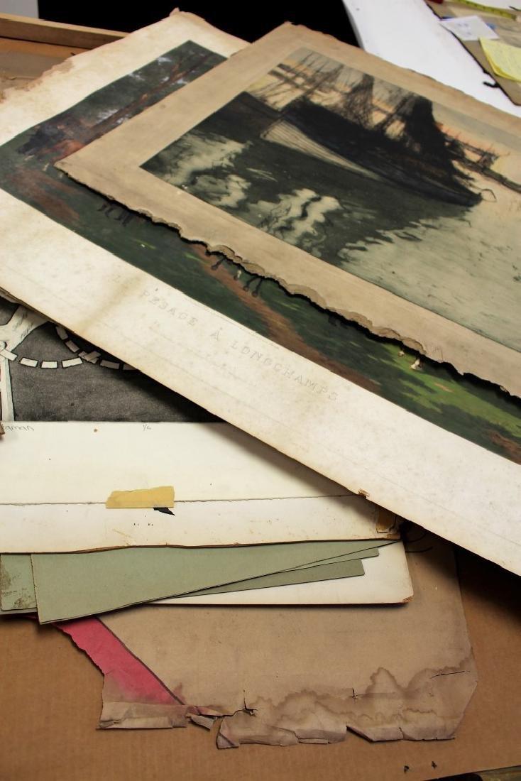 Portfolio of Miscellaneous Works of Art - 5