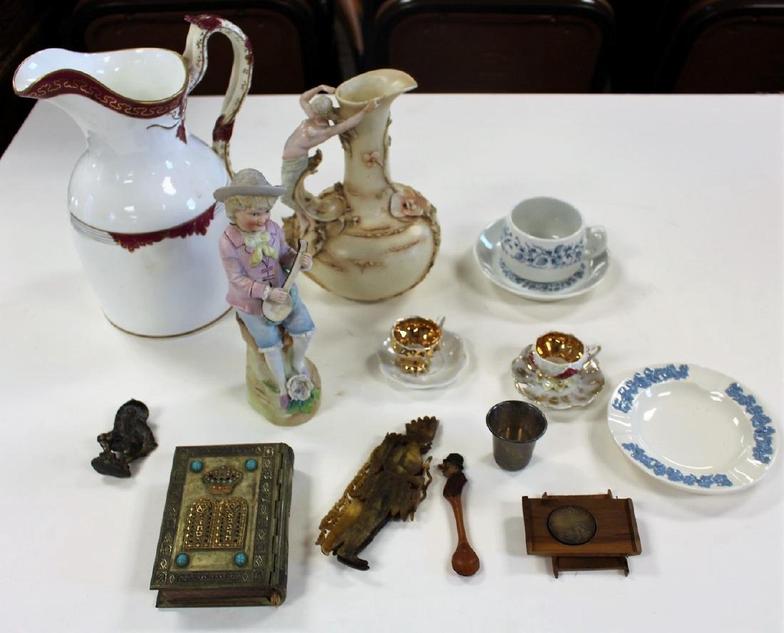 Lot of Miscellaneous Estate Items(13)