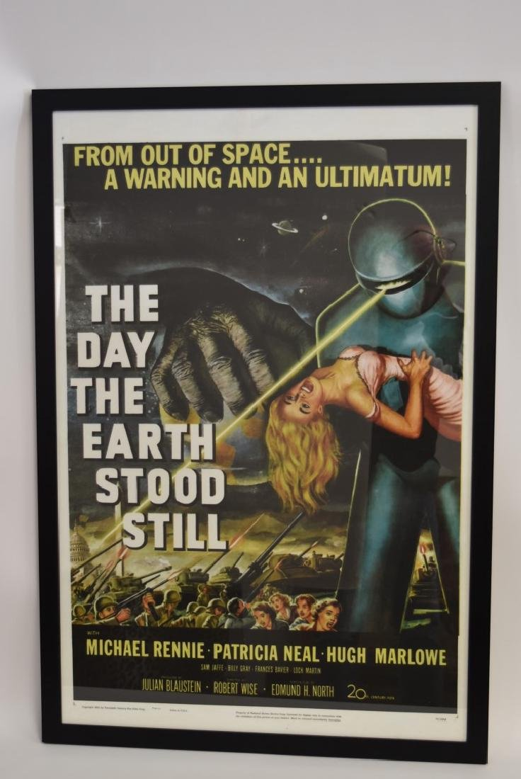 The Day the Earth Stood Still Movie Poster - 2