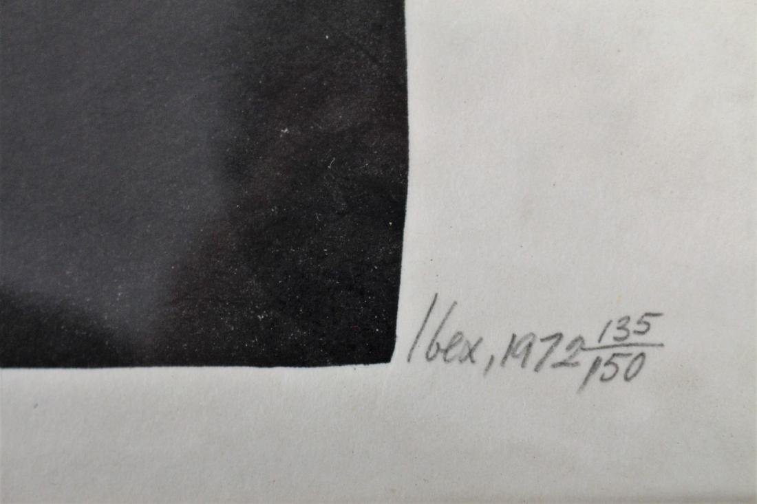 Jacques Hnizdovsky; 20thC. Woodcut Signed - 5