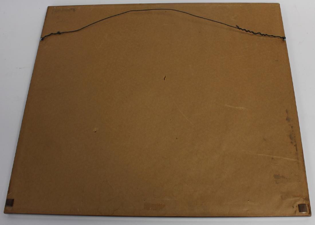 Steinberg; Woodcut - Three Musicians - 5