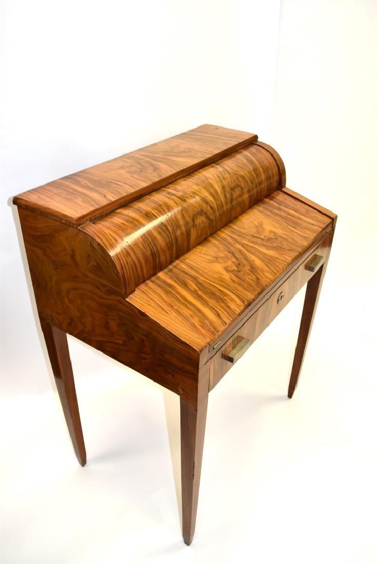 French Art Deco  Mahogany Ladies Desk - 6