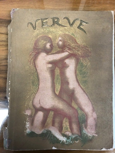 Verve: The French Review of Art Magazine, 1939
