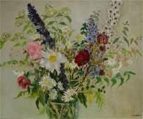 Antoinette Schulte; 20thC. American Oil - Still Life